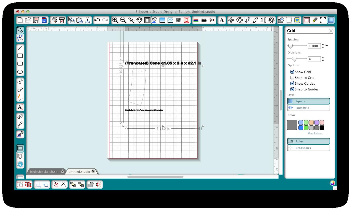 Silhuette Studio Cds Designer Edition